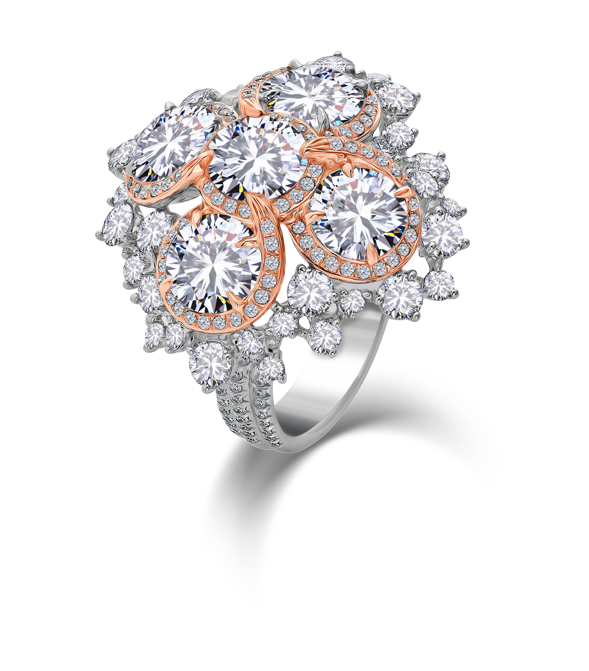 Diamond Solitaire Ring (172475)